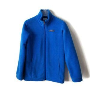 Columbia jacket fleece boys sz 14 15 16